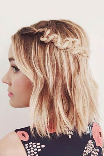 Cute Hairstyles with Braids picture 4