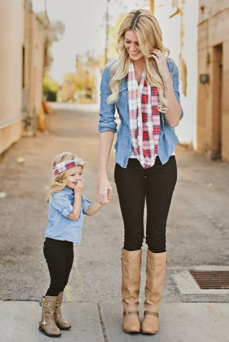Cute Mommy and Me Outfit Ideas picture 2