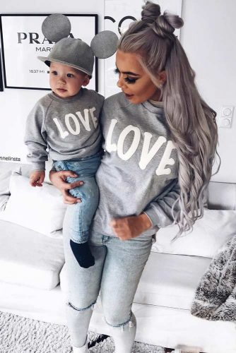 Mother and Son Outfits picture 4