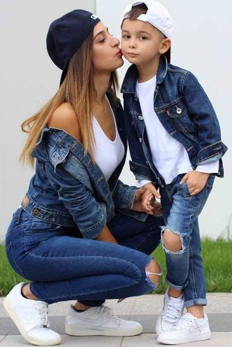 Mother and Son Outfits picture 6