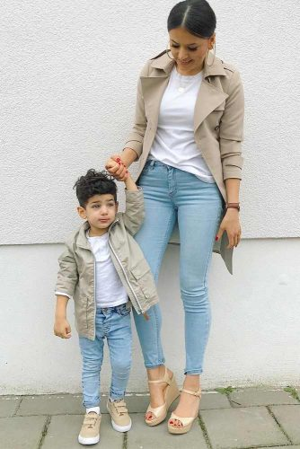Mother and Son Outfits picture 3