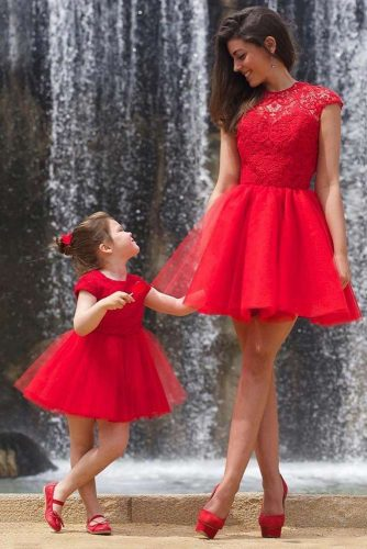 Mama and Me Girly Outfit Ideas picture 3