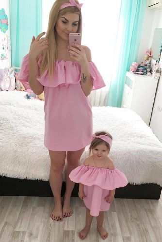 Mama and Me Girly Outfit Ideas picture 2