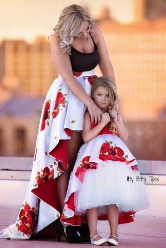 Mama and Me Girly Outfit Ideas picture 1