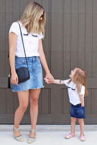 Stylish Mommy and Me Outfit Ideas picture 2