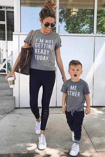 Stylish Mommy and Me Outfit Ideas picture 4