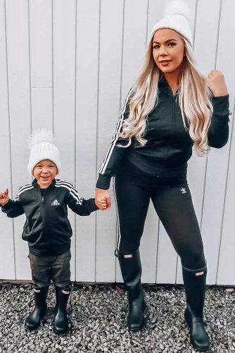 Mommy And Son Matching Outfits #mommyandson