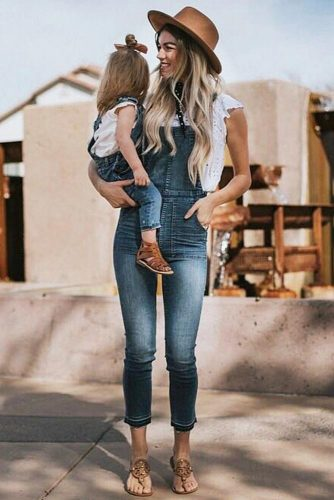 Stylish Mommy and Me Outfit Ideas picture 6