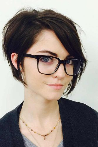 Chic Short Haircut for Awesome Look picture 1