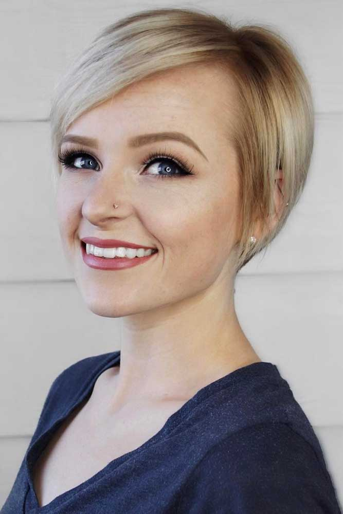 Chic Short Haircut for Awesome Look picture 4