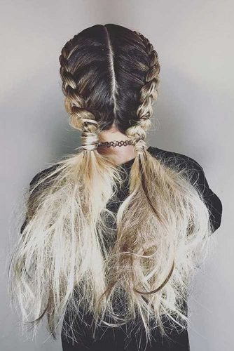 Ponytail Ideas for Easy Braided Hairstyles picture 4