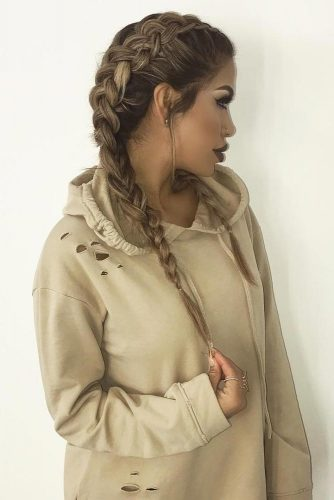Braids in Daily Style picture 6