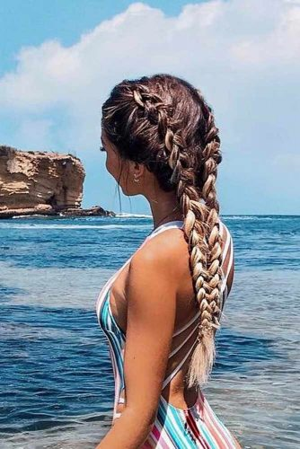 Cute and Easy Braided Hairstyles picture 2