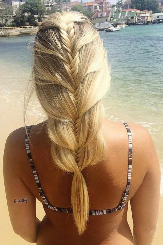 Cute and Easy Braided Hairstyles picture 6