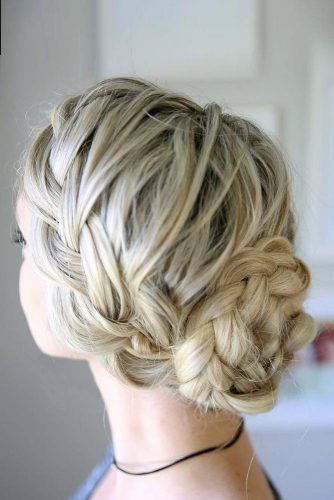 Easy Updo Hairstyles picture 5