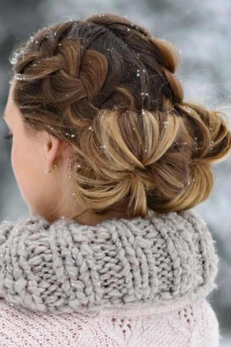 Easy Updo Hairstyles picture 6