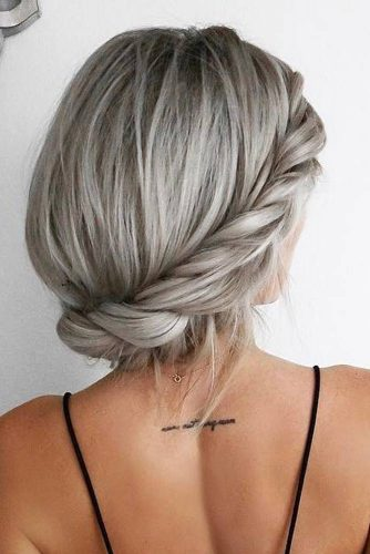 Easy Updo Hairstyles picture 2