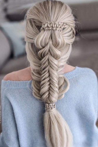 Fishtail Braid Hair #fishtail