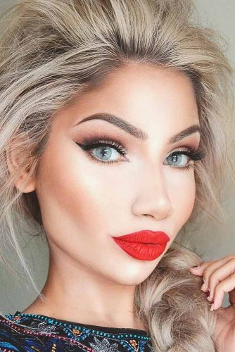 Сharming Everyday Makeup picture 4