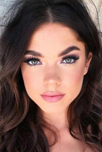 Nice Everyday Makeup picture 2