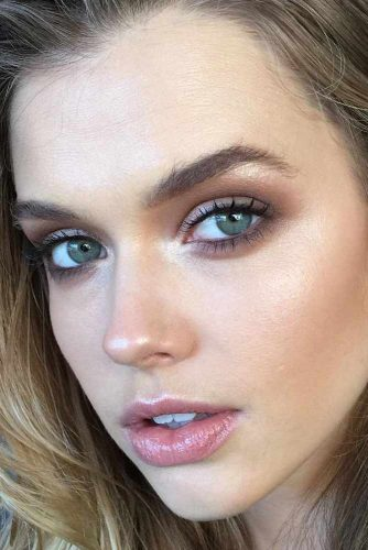 Nice Everyday Makeup picture 3