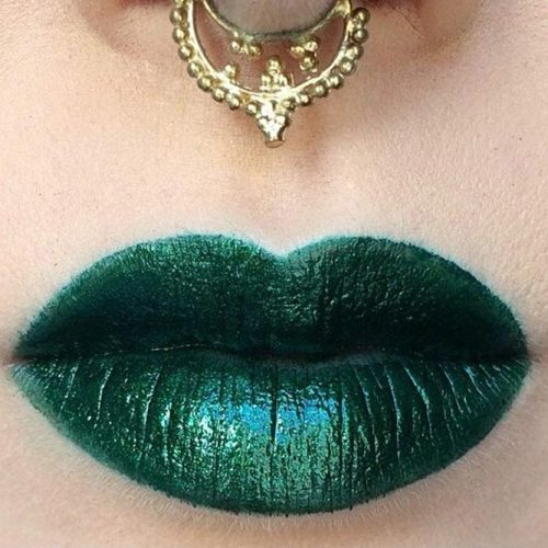 Green Lipstick Shades picture1