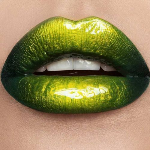 Lime Green Lipstick Shades picture2