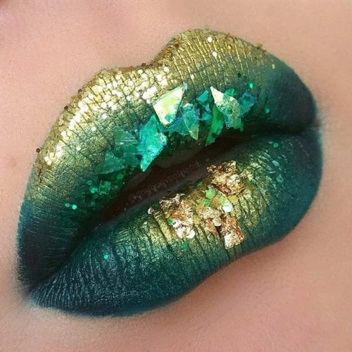 Lime Green Lipstick Shades picture4