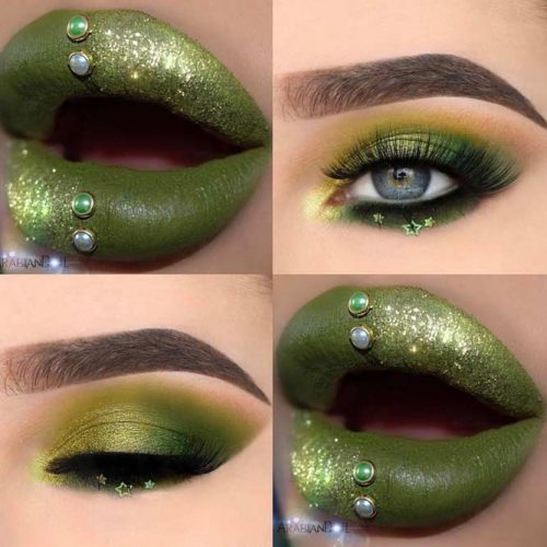 Amazing Green Lipstick picture4