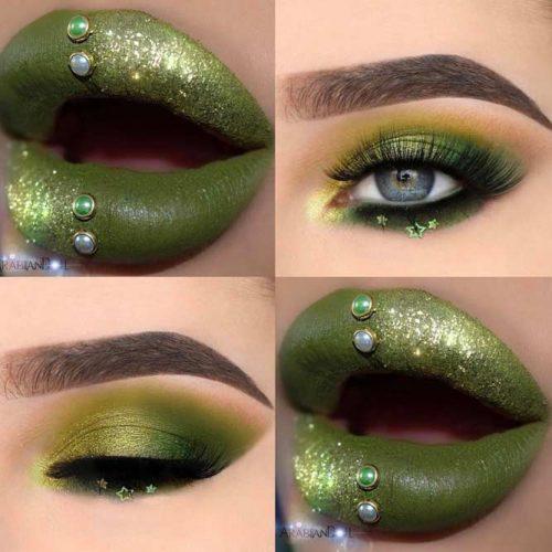Amazing Green Lipstick picture4