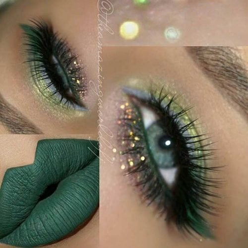 Amazing Green Lipstick picture5
