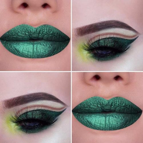 Amazing Green Lipstick picture6