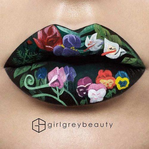 Fantastic Green Lipstick picture2