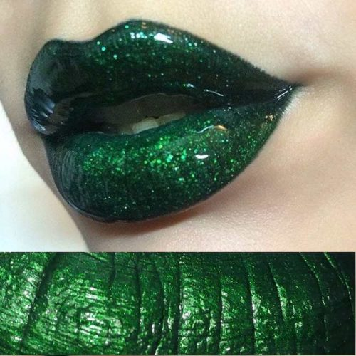 Green Lipstick Shades picture6