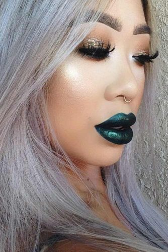 Girls Who Wear Green Lipstick And Look Fab picture 6