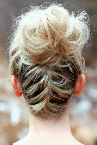 Amazing Ideas of Hairstyles with Buns picture 1