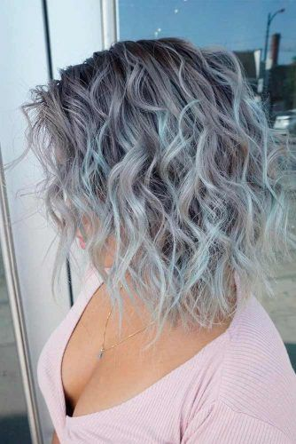Easy Wavy Hairstyle #wavyhair #colorfulhair
