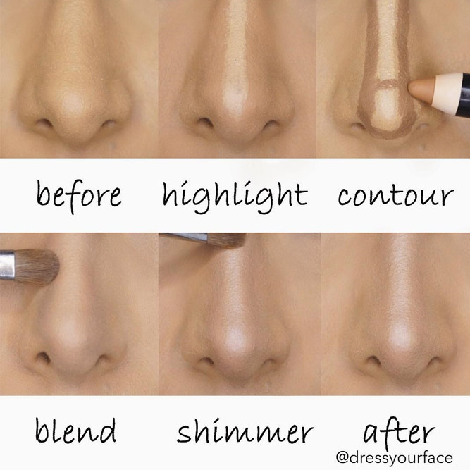 How to Contour Your Nose Like a Pro picture 3
