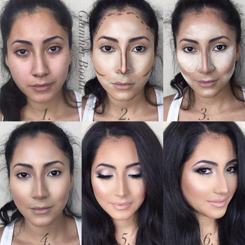 Easy Makeup Contouring Tutorials picture 3