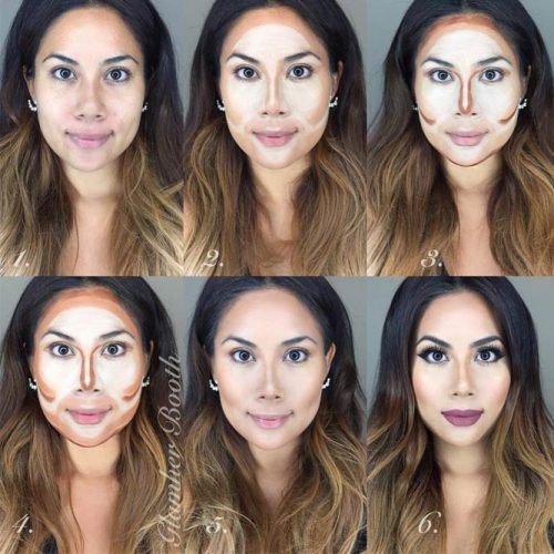 Easy Makeup Contouring Tutorials picture 1