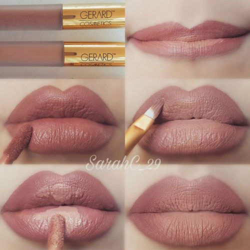 Lips Makeup Ideas Step by Step picture 2