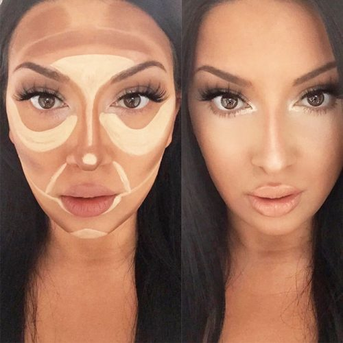 Easy Makeup Contouring Tutorials picture 5