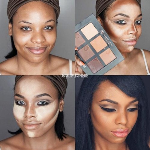 Easy Makeup Contouring Tutorials picture 4