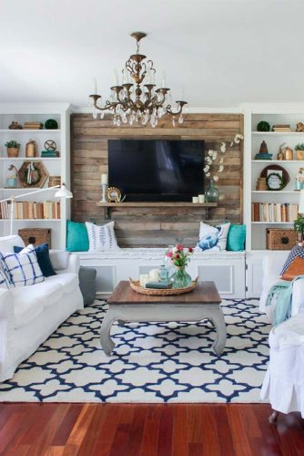 Creative Ways to Place Your TV-set picture 1