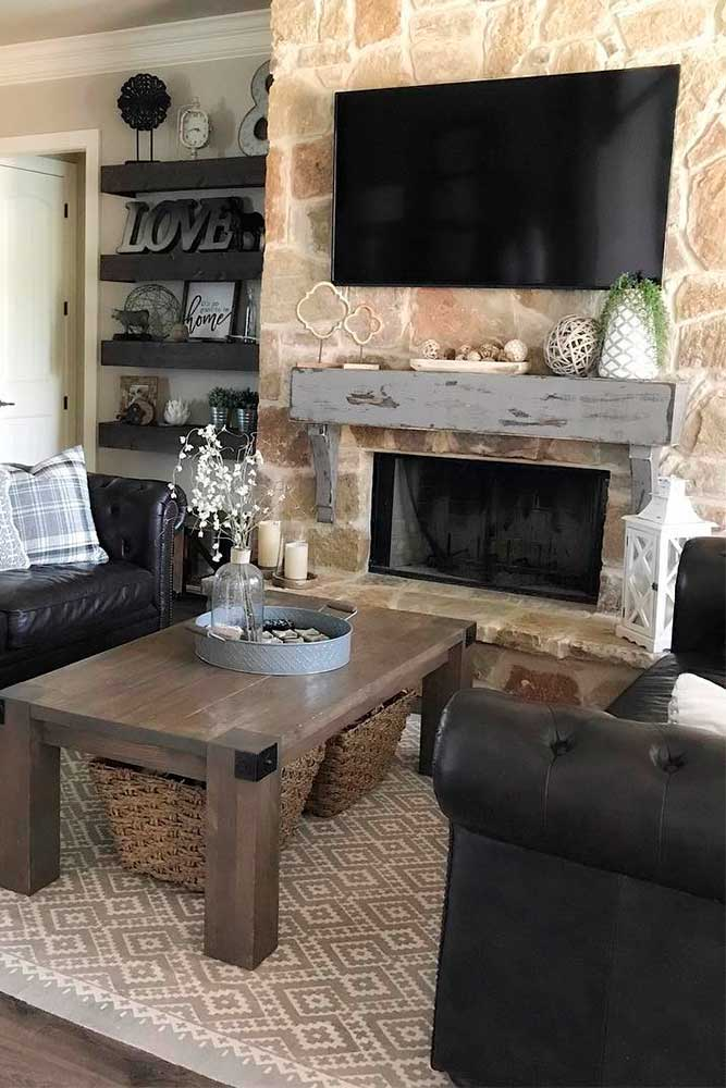 Creative Ways to Place Your TV-set picture 2