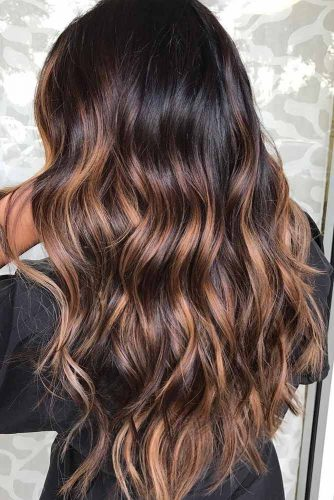 Gorgeous Wavy Long Hair Hairstyles picture 4