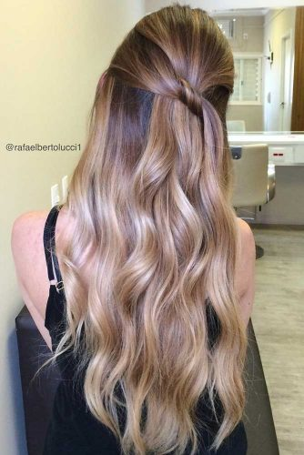 Classic Ideas for Long Hair picture 2