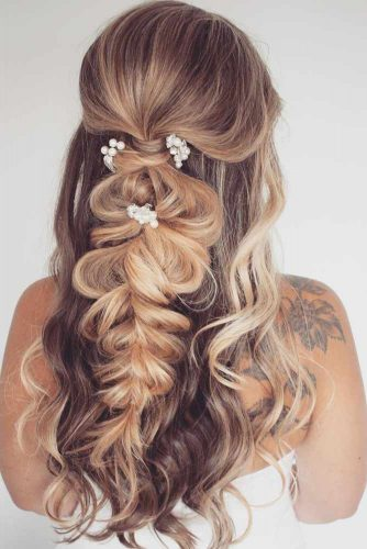 Gentle and Romantic Hairstyles picture 1