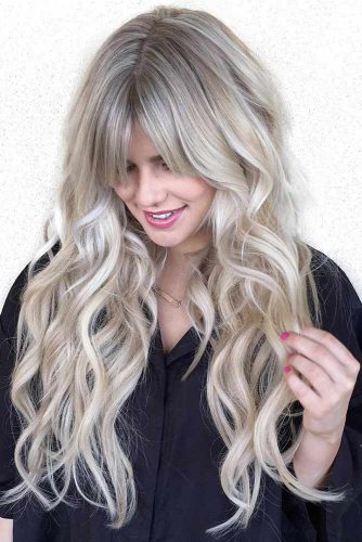 Fabulous Long Hair Hairstyles With Bang picture 6