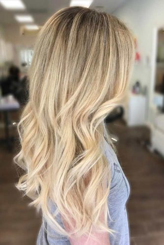 Gorgeous Wavy Long Hair Hairstyles picture 2